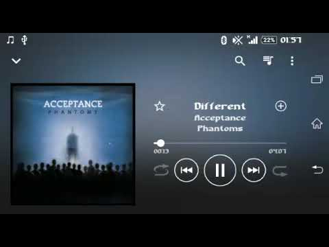Acceptance - Different