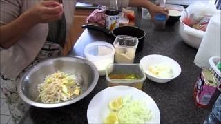 Myanmar Food: Nan Gyi Thote