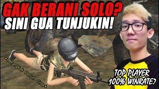GAK BERANI SOLO? SINI GUA BUKTIIN SKILL GUA! - Freefire Indonesia