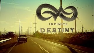 """INFINITE - Destiny M/V (Ver.B)"""