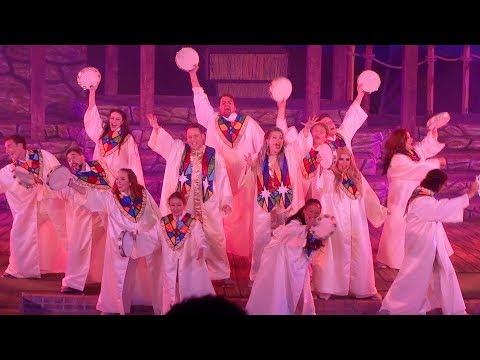"""O Wondrous Night"" FULL NEW Christmas Nativity musical show at SeaWorld San Diego"
