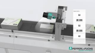 Pepperl + Fuchs - MAC423 MAC335 (Factory Automation - Industrial Vision)