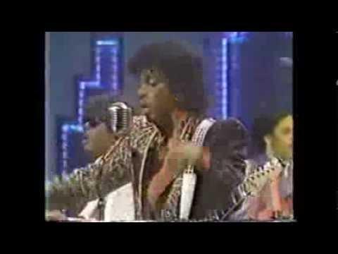 Jesse Johnson Revue On Soul Train (Back To Back Performance)