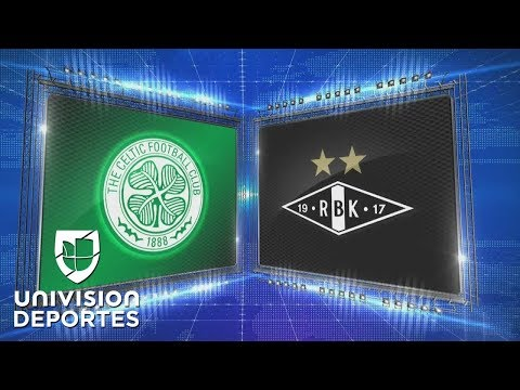 Celtic 1-0 Rosenborg - GOL Y RESUMEN - Grupo B Europa League
