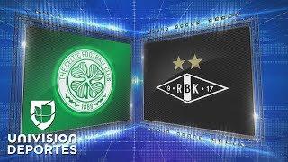 Celtic 1-0 Rosenborg - GOL Y RESUMEN - Grupo B Europa League