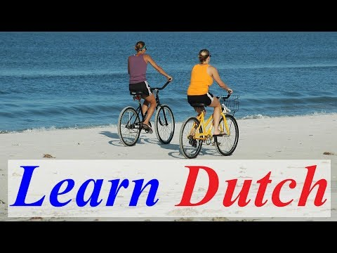 Learn Dutch vocabulary for beginners