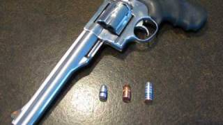 The .44 Mag and the effects of a 405 Grain Bullet