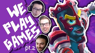 We Play Games: Dungeon Defenders Awakened - Holdin' Down the Fort Pt.2