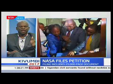 What next for NASA after filing election petition at the Supreme Court?