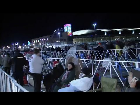 Trump Rally In Wildwood, NJ Tuesday Night Already Drawing Crowds
