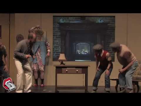 Das Vollplaybacktheater präsentiert: Die drei ??? und der Karpatenhund