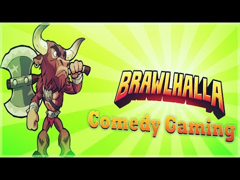 Brawlhalla - Fists Only - Teddy The Hand To Hand Champ - Comedy Gaming