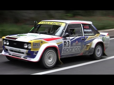 13° RALLY LEGEND 2015 - Rally Action & Drifts - PURE Sound