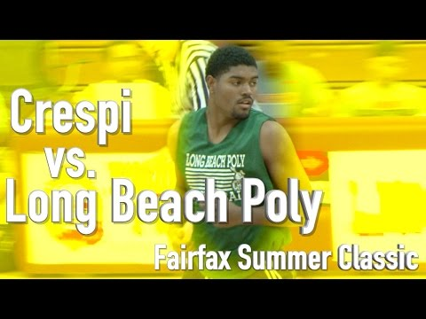 Crespi vs. Long Beach Poly at The Fairfax Summer Classic