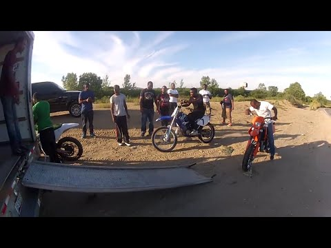 Meek Mill Bike Life - Philly (Ft @SpDirtbikeRell)