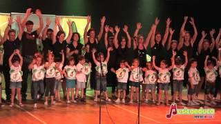 El reloj Tic-Tac -  Grupo de alumnos de Musizón 3 - Festival Musizón 2016