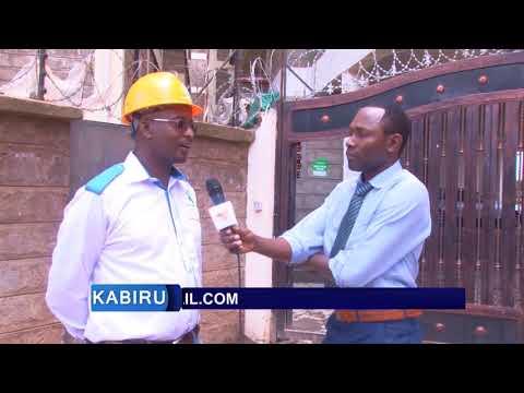 WATER RECYCLING COMPANY KENYA---GIKUYU TV'S FRANCIS KIMANI
