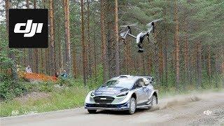 DJI - WRC - Finland 2017