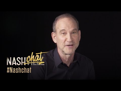 NASHVILLE on CMT   NashChat feat. Showrunner Marshall Herskovitz   Episode 17