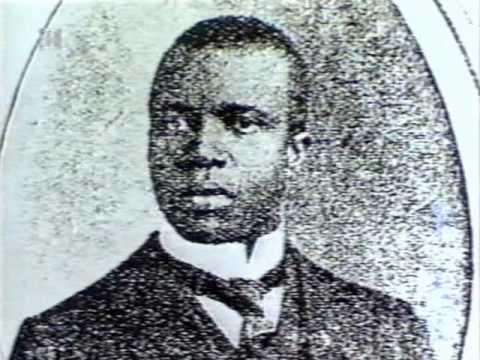 Die Geschichte des Jazz Ragtime Scott Joplin  YouTube