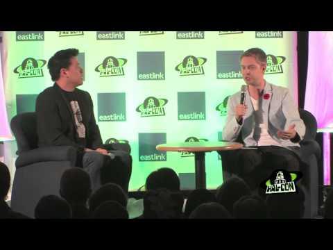 Hal-Con 2013 - Garrett Wang Q&A Part 1 of 3