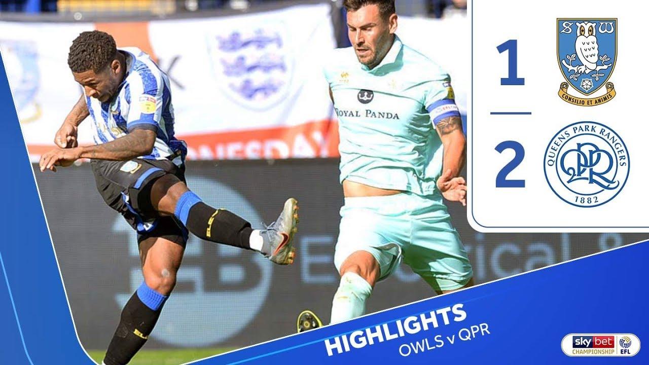 Sheffield Wednesday 1 Queens Park Rangers 2 | Extended highlights | 2019/20