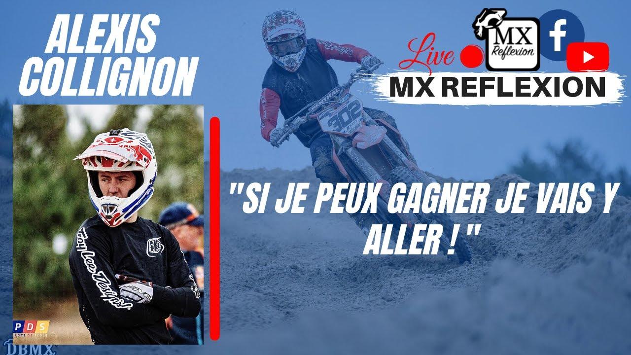 """""""Si je peux gagner je vais y aller !"""" - Alexis Collignon"""