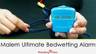 Bedwetting Store - Malem Ultimate Bedwetting Alarm