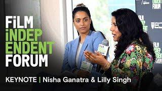 Lilly Singh interviews Nisha Ganatra   2019 Film Independent Forum