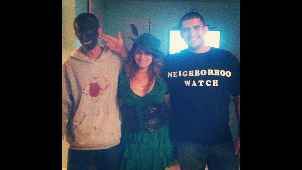 Trayvon Martin halloween costume controversy. - YouTube