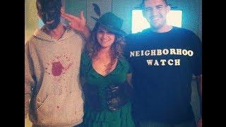 Trayvon Martin halloween costume controversy.