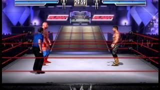 WWE Wrestlemania 21 Xbox   Preview Beta Version