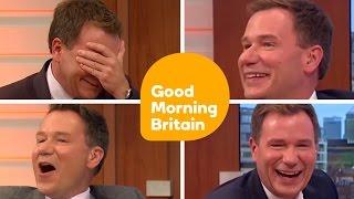Richard Arnold Celebrates 20 Years On Breakfast TV   Good Morning Britain