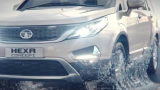 Tata Hexa Concept @ Geneva Motor Show 2015