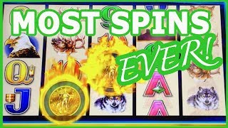 🤑 🎉  MOST Spins EVER!! 🐃⭐ PROGRESSIVE WINS! ➡ Slot Fruit Machine Pokies w Brian Christopher