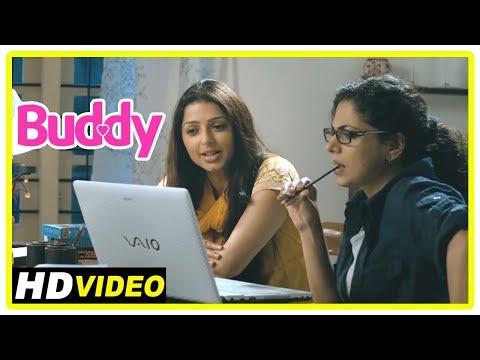 Latest Malayalam Movie | Buddy Movie Scenes | Asha Sarath Upset With Mithun Murali | Bhumika Chawla