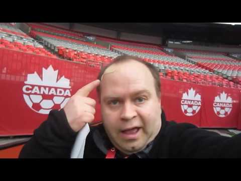 Mexico vs Canada desde BC Place Stadium Vancouver PREVIA