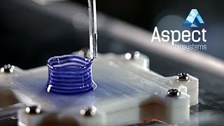 Aspect Biosystems: The Bioprinting Process