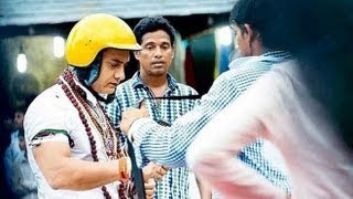 Aamir Khan new movie P.K: Aamir new look:Aamir different pictures in p.k:latest film news