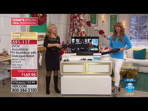 HSN | Electronic Gifts 11.27.2017 - 11 PM