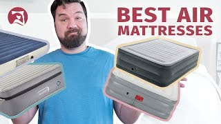 Best Air Mattresses 2020 - Our Top 4 Air Beds!