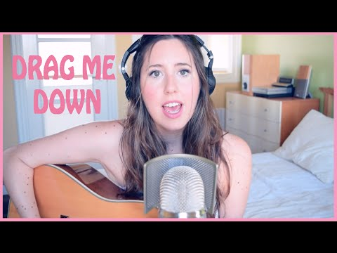 Drag Me Down - One Direction (cover) + Guitar chords