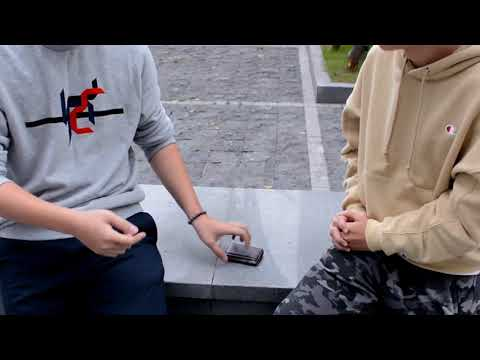 The YN Wallet by CHHmagic - Magicland.se