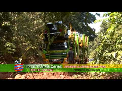 Trans Pacific Motor Spares & Auto Sales Inc. to Lethem Region 9 in Guyana PT. 1
