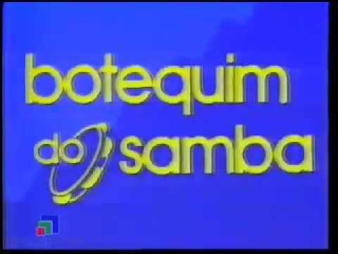 Abertura Botequim do Samba - Rede Manchete (1990)