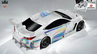 Lexus RC F GT3 Concept 2014 Videos