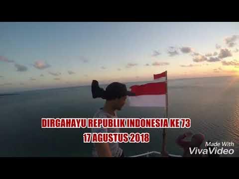 DIRGAHAYU REPUBLIK INDONESI KE 73. Indonesia Raya & Satu Nusa Satu Bangsa(Cover)alffyRev Ft Misellia