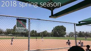 Jay's 2018 baseball season ⚾️ #FERRER #6 #Highlights