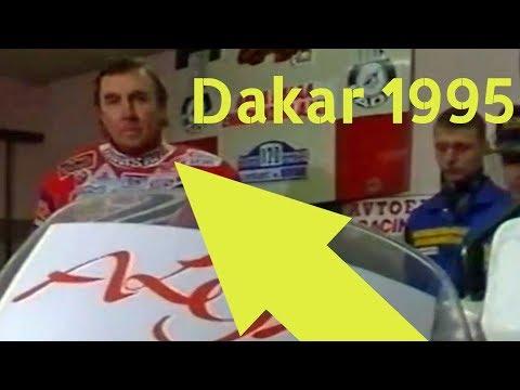 100% Dakaro: pirmas lietuvis Dakare Romualdas Beresnevičius