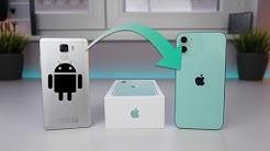 Android Daten auf iPhone übertragen ohne Computer! - touchbenny